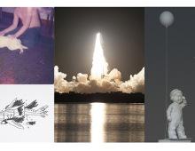 <em>The Long Face:</em> McLean Fahnestock, Nick Hay, Angela D. Lee, Robert Scobey – January 3 – 31, 2015
