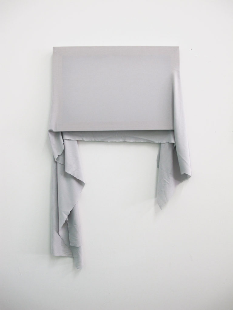 gray drape for pr