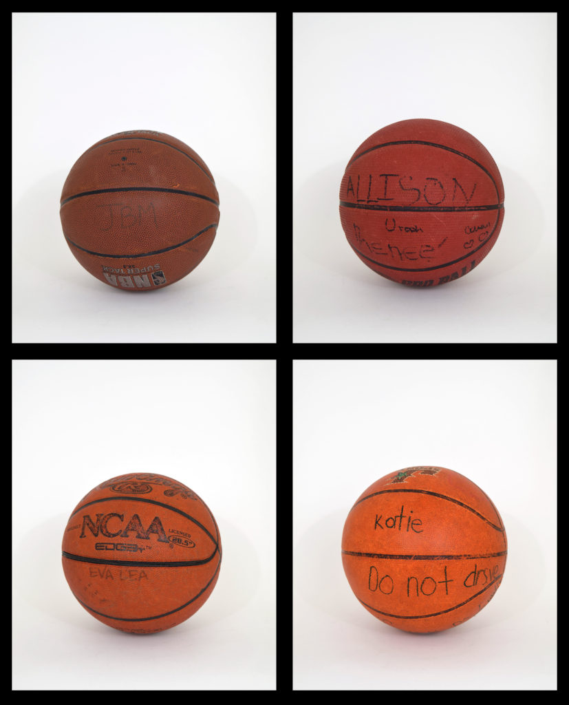 Basketball collection