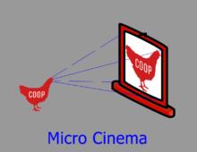 Microcinema: Call for short experimental film/video